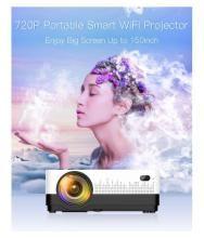 LAZERVISION LV310 LED Projector 1920x1080 Pixels (HD)