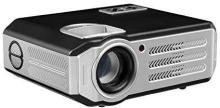 Boss S11 5700 Lumens LED HD Portable Projector(Black)