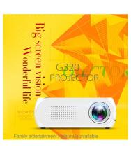 GIGXON HD 1080P LED Multimedia Projector Home Theater Cinema