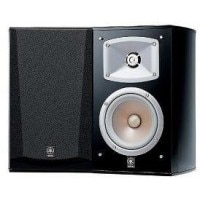 Yamaha High Performance Speaker System Designed for Home Theater Use(NS-333) Front View