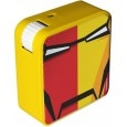 Portronics Ironman Portable Wired Speaker - Mask