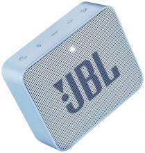 JBL JBLGO2CYAN Portable Bluetooth Speaker ( Blue )
