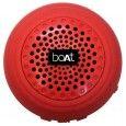 Boat Dynamite Bluetooth Speaker Red